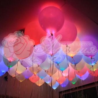 Набор шаров 'Небо в красках '